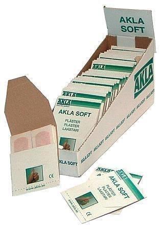 Akla Soft laastaripakkaus